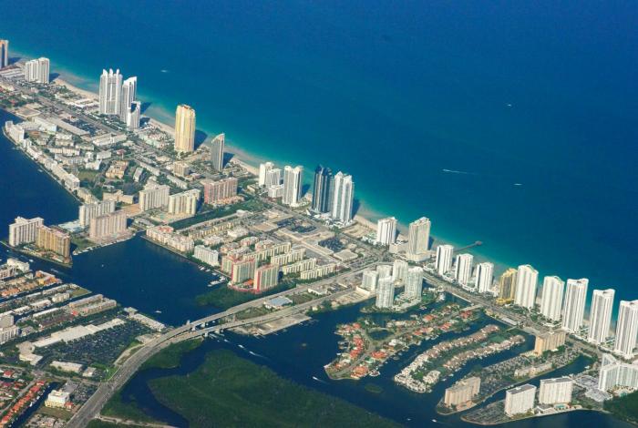 Climate change, Miami
