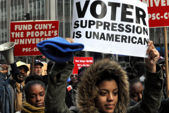 elections, voter rights