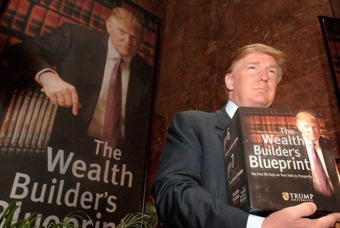 Donald Trump, 2005