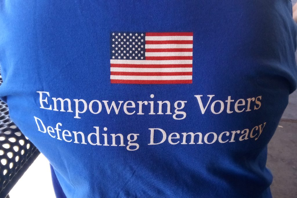 Empowering Voters Defending Democracy
