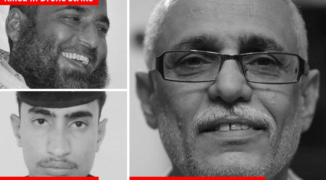 Salem Ahmed bin Ali Jaber, Waleed bin Ali Jaber, Faisal bin Ali Jaber