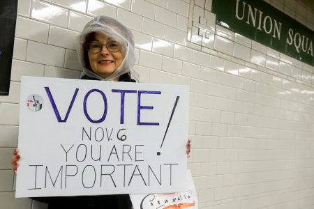 vote you are important