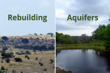 Bamburger Ranch, Texas, aquifer