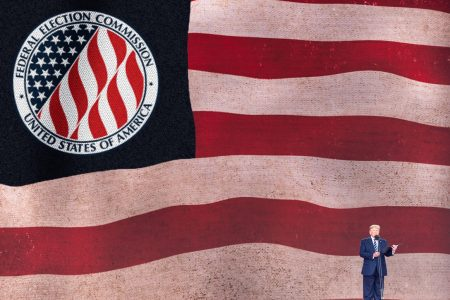 Donald Trump, FEC