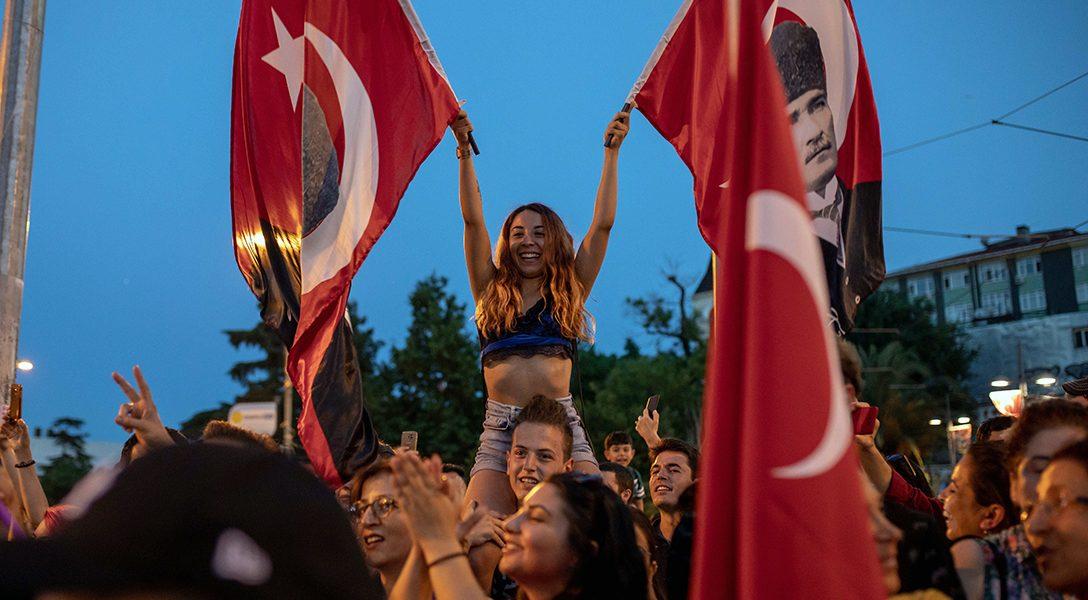 Ekrem Imamoglu victory