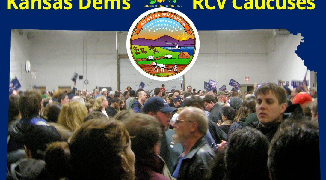 Kansas, Democrats, Ranked Choice Voting