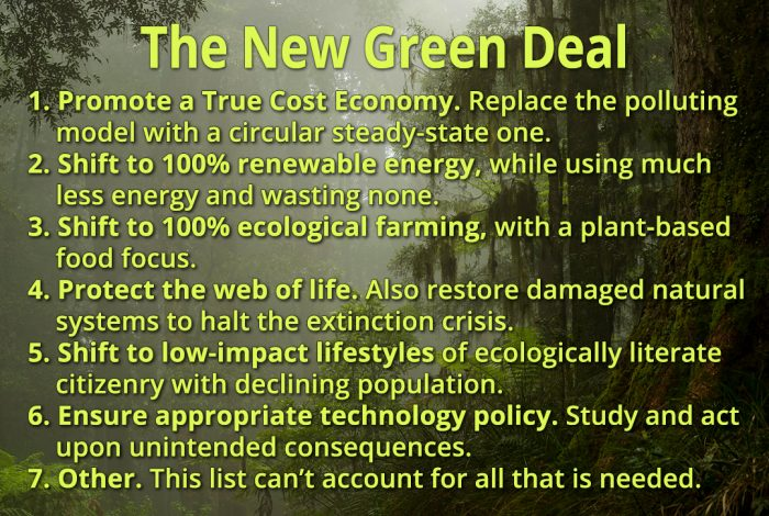 New Green Deal
