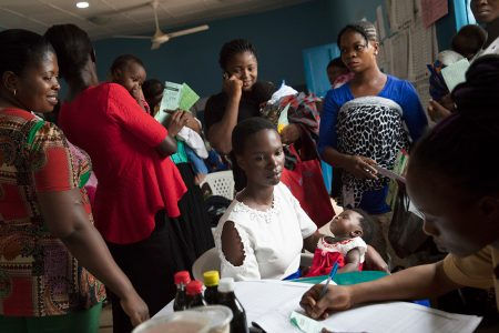 Nigeria, mothers