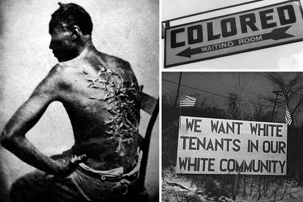 Slave, segregation