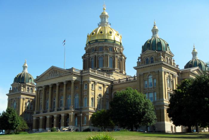 Iowa, voting, ID