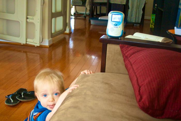 Home privacy, tech