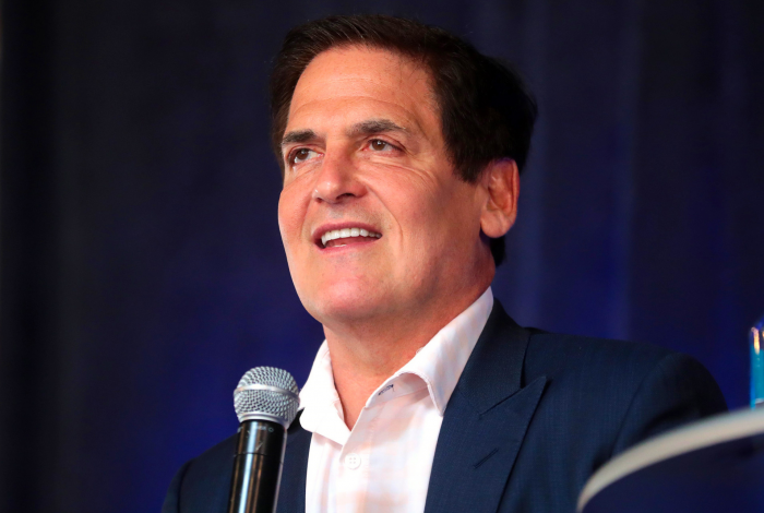 US income inequality, Mark Cuban