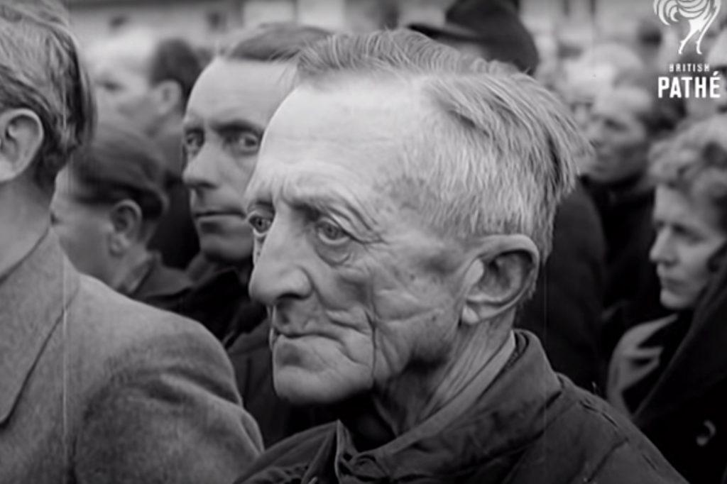 German, POW, 1950