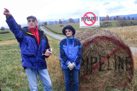 Protest, Atlantic Coast Pipeline