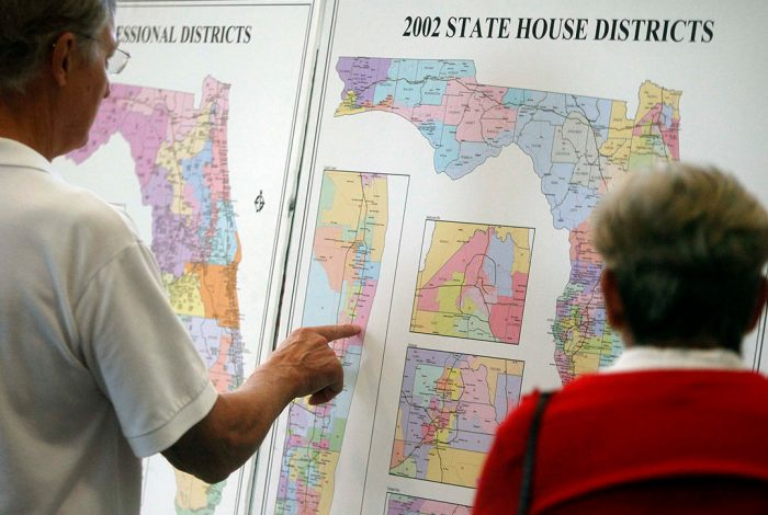 Redistricting, Florida
