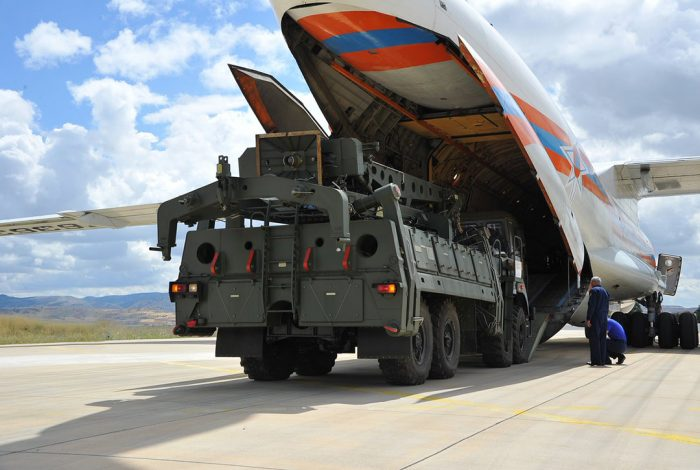 Russian-Made, S-400