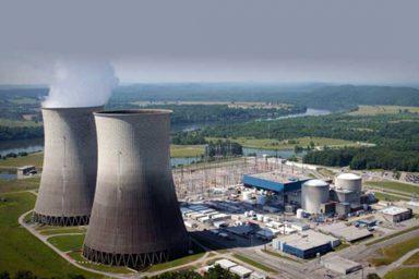 TVA Watts Bar Nuclear Power Plant
