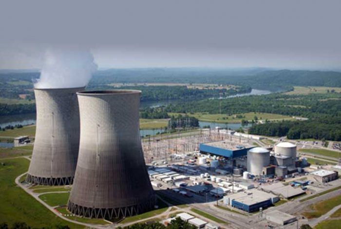 TVA Watts Bar Nuclear Power Plant