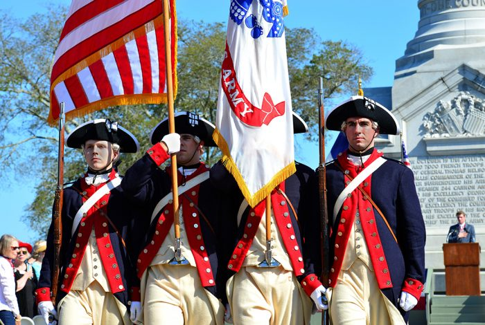 The Old Guard from Commander and Chief Guard