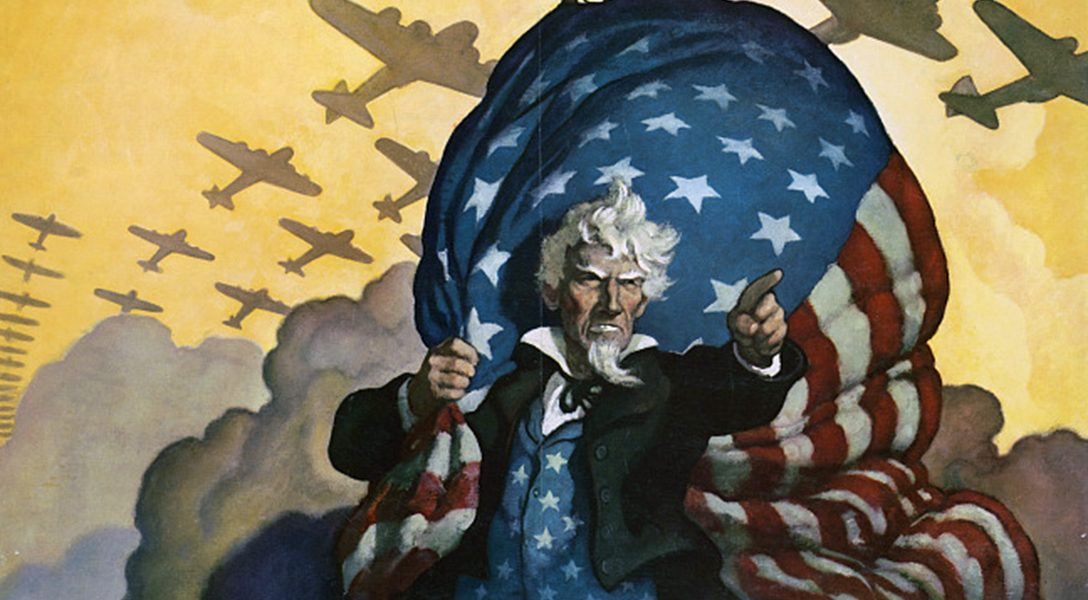 Uncle Sam, war