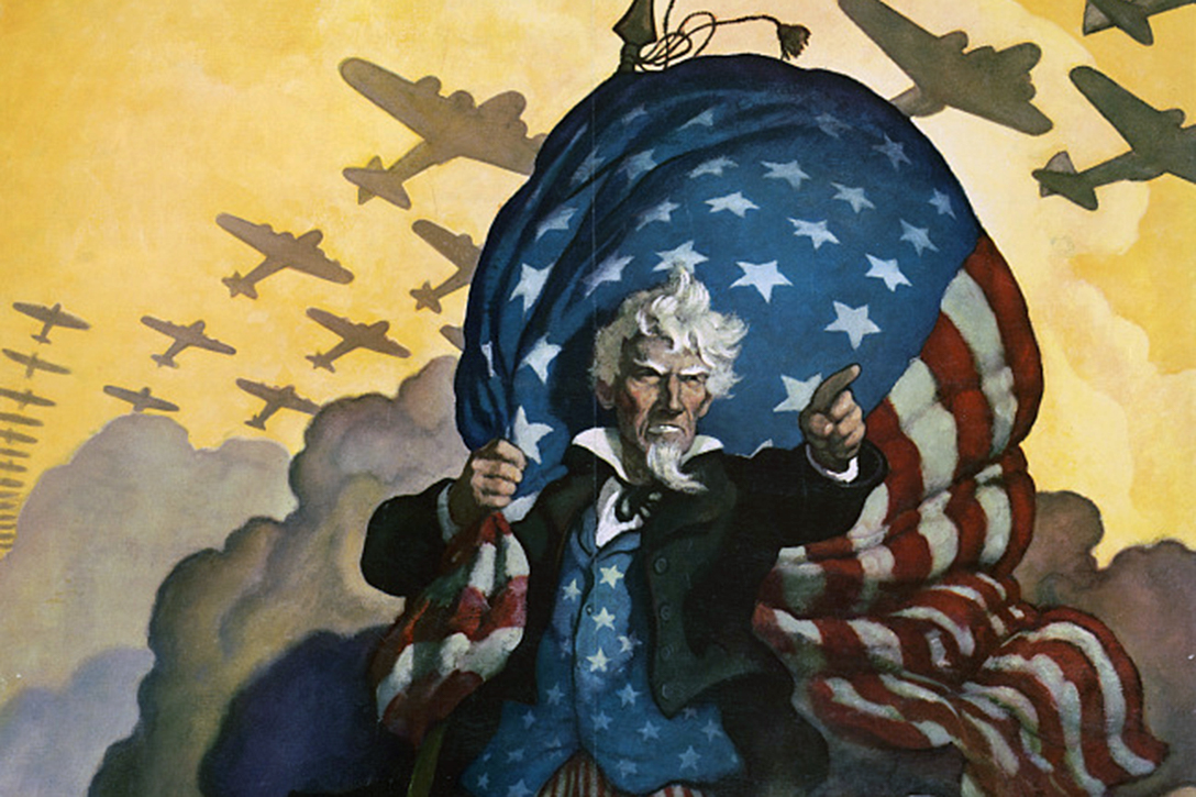 Uncle Sam, war