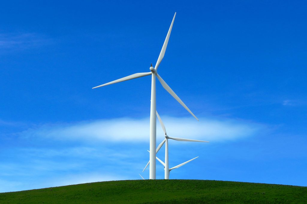 wind energy, wind turbines