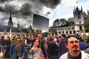Climate change, UK, warning