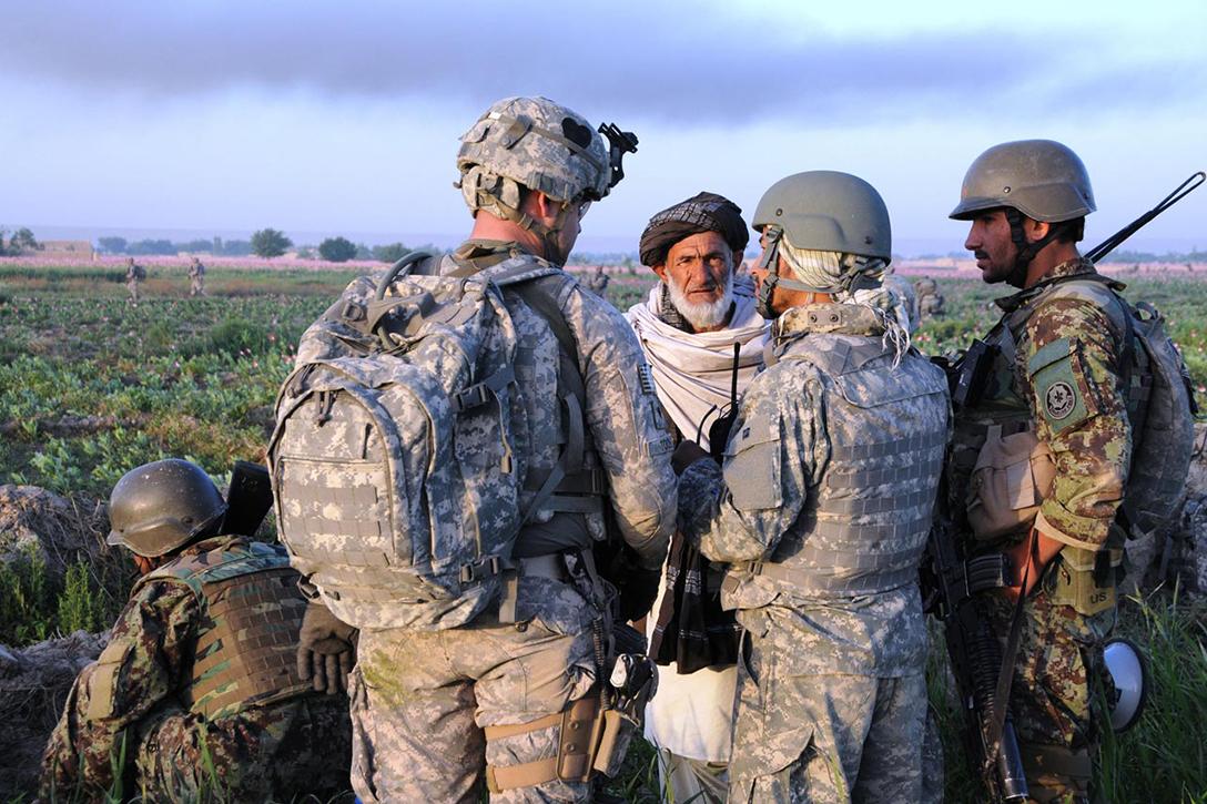 Counternarcotics, Afghanistan