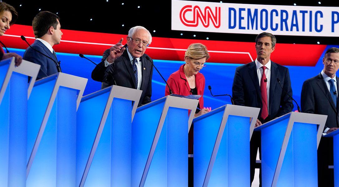 Democratic Debate, Detroit