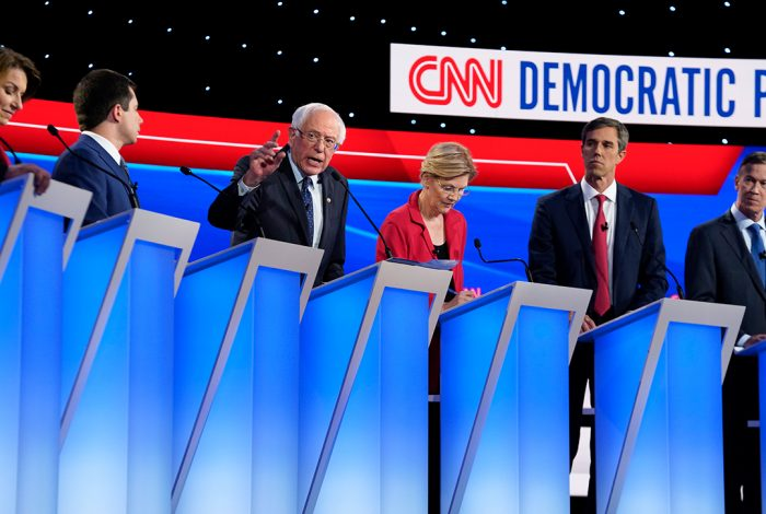 Democratic Debate, Detroit