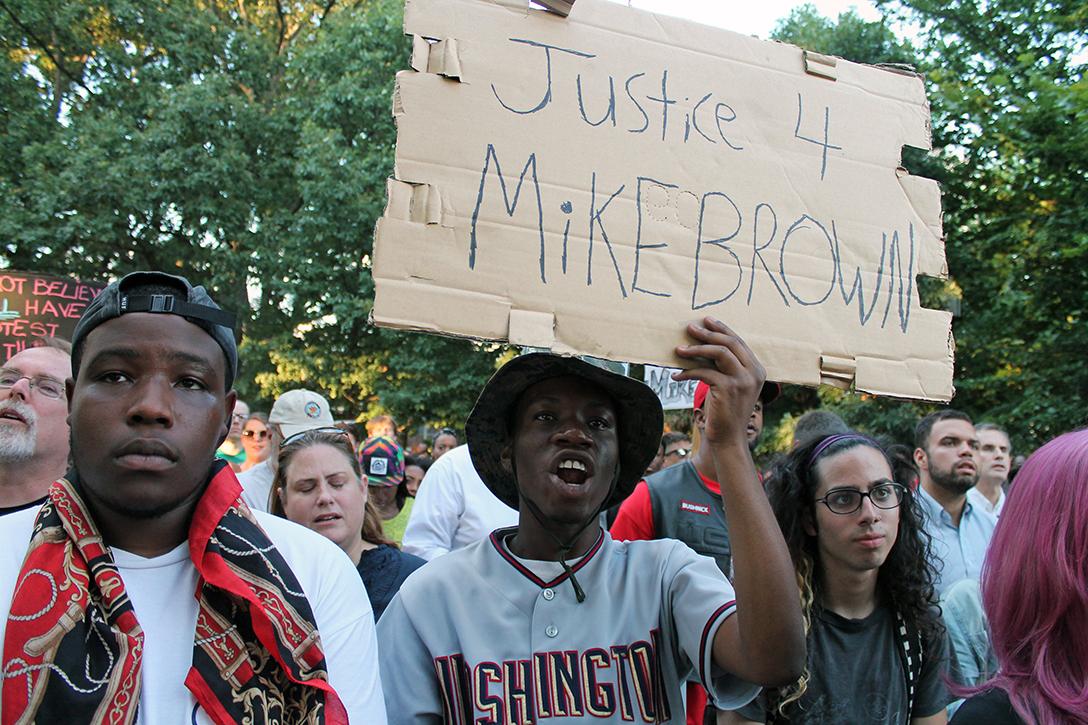 Inside the Ferguson Protests