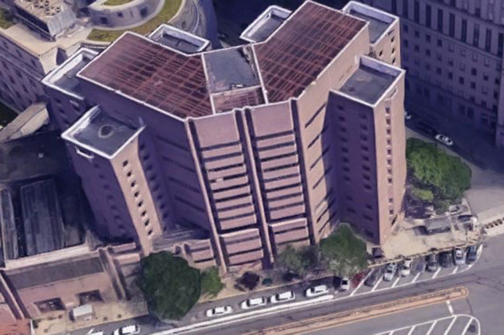 prison, camera, Metropolitan Correctional Center