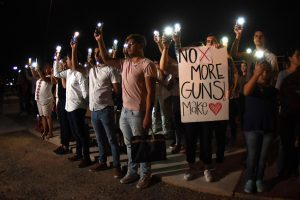 No More Guns, El Paso
