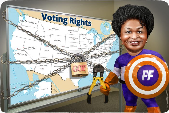 Stacey Abrams, Fair Fight 2020