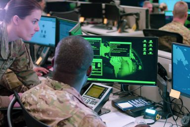 staged cyber-attack, Joint Base San Antonio-Lackland