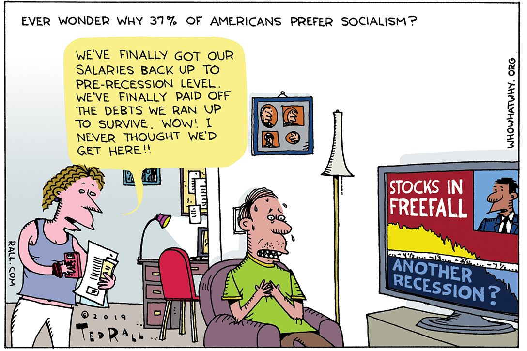Americans, Socialism, Ted Rall