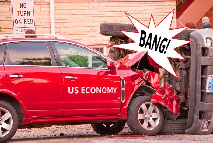 economy, crash