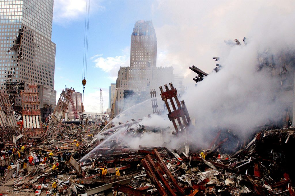 September 11, World Trade Center