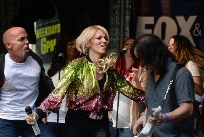 Fox & Friends, All-American Summer Concert Series, Debbie Gibson