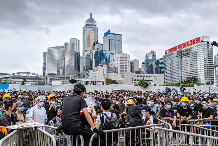 China Extradition bill protests