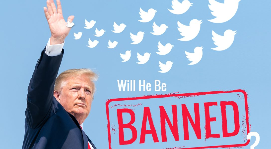 Twitter, Donald Trump