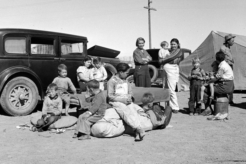 Dust Bowl Families