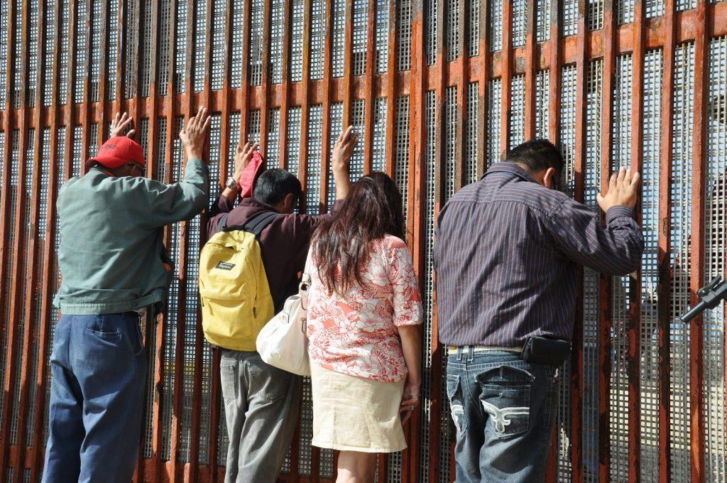 Families, Separation, Border