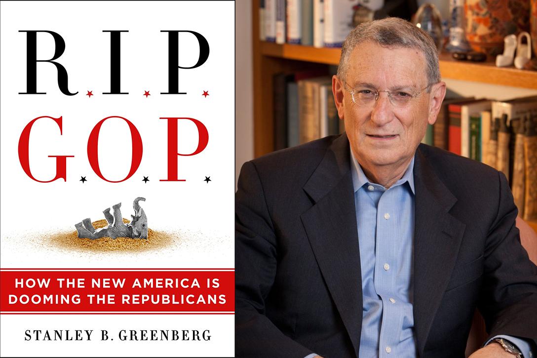 RIP GOP, Stanley B. Greenberg