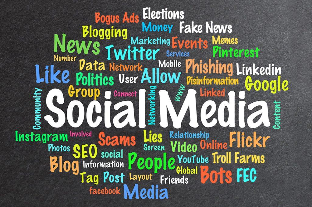 social media, advertising, disinformation