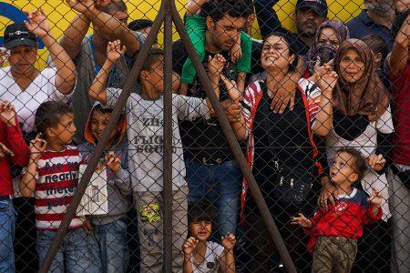 Syrian refugees, Budapest