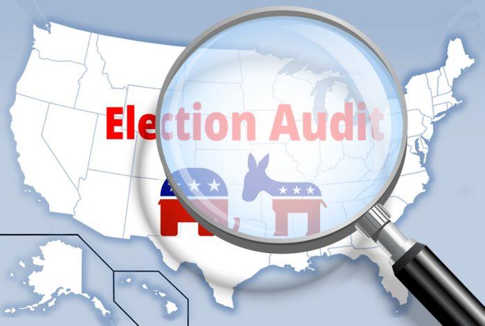 US, election audit, Risk-Limiting Audit