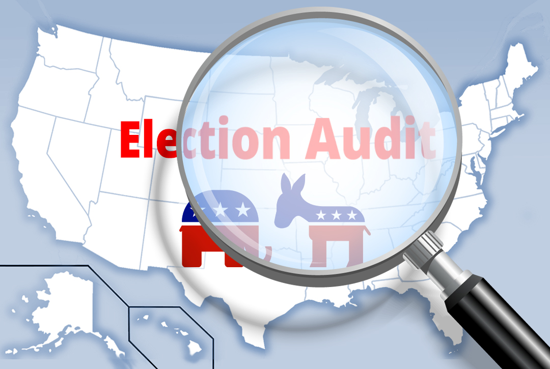 US, election audit, Risk-Limiting Audit