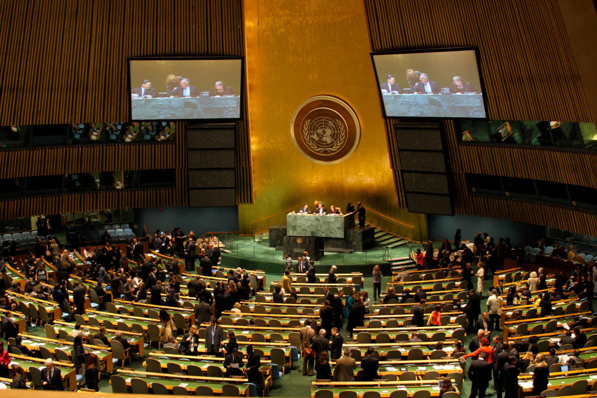 climate change, UN meeting, report