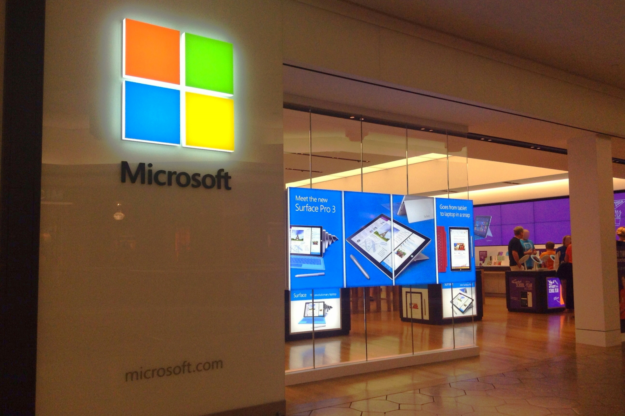 election security, Microsoft software